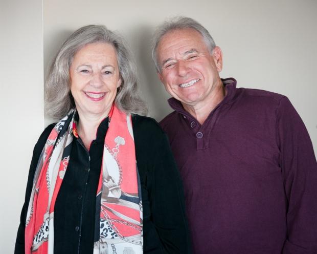 Jeanie Stahl and Mason Daring