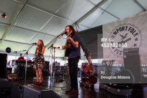 Mandolin Orange at Newport Folk Festival 2014