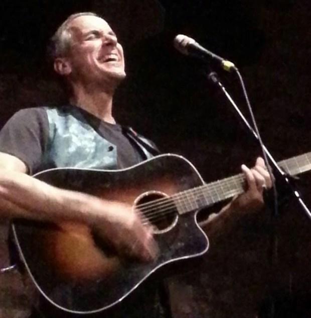 David Roth singing