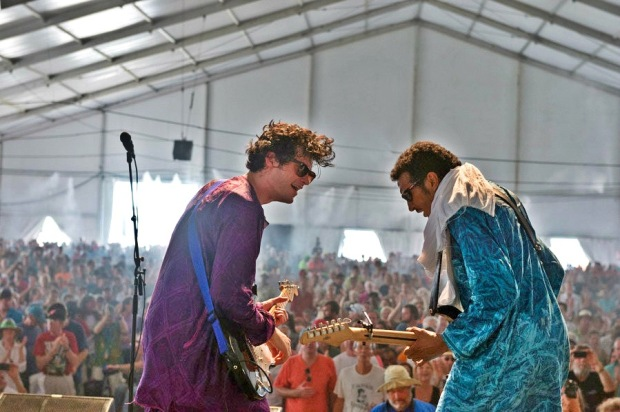 Avi Salloway and Bombino